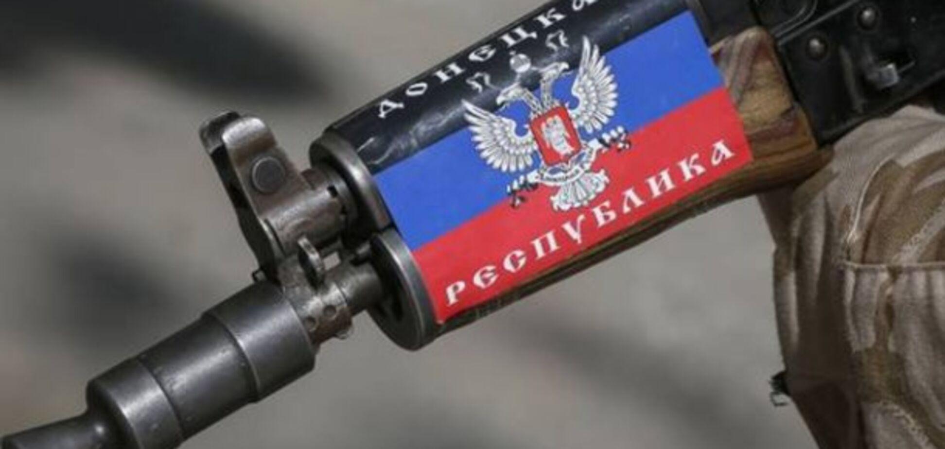 Військові приготування терористів 'ДНР' показали з висоти пташиного польоту