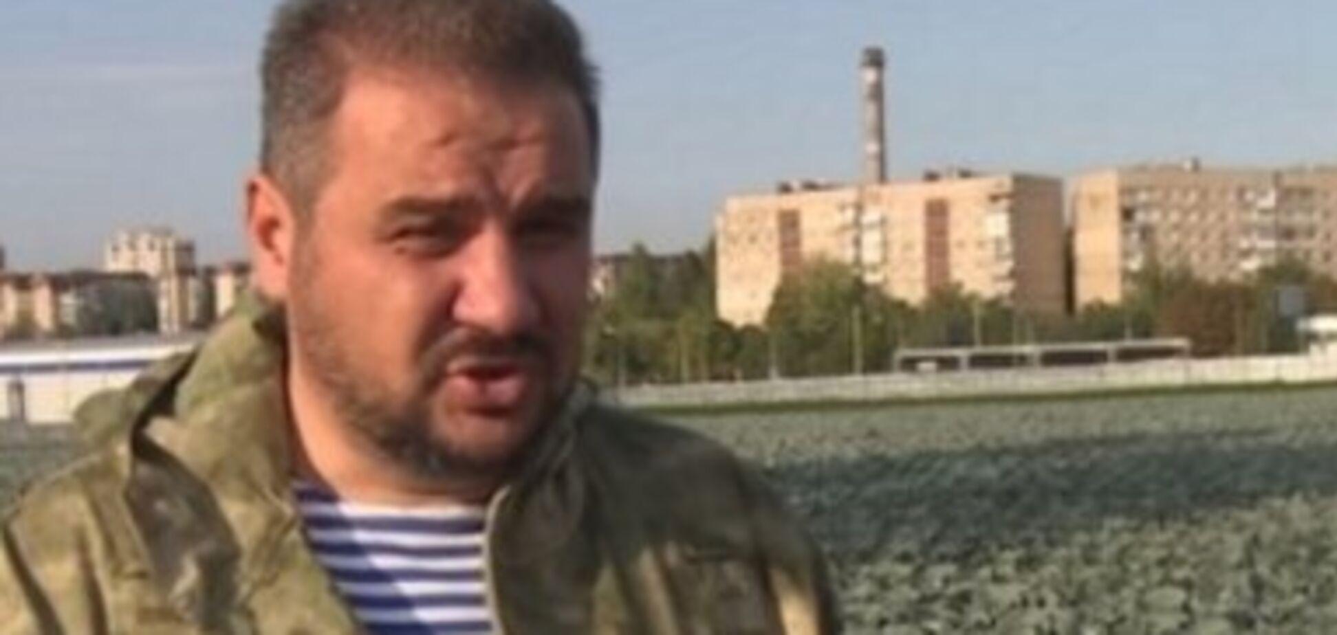 Підірваний ватажок 'ДНР' 'воскрес' на ТБ: у мережі запідозрили 'липу'