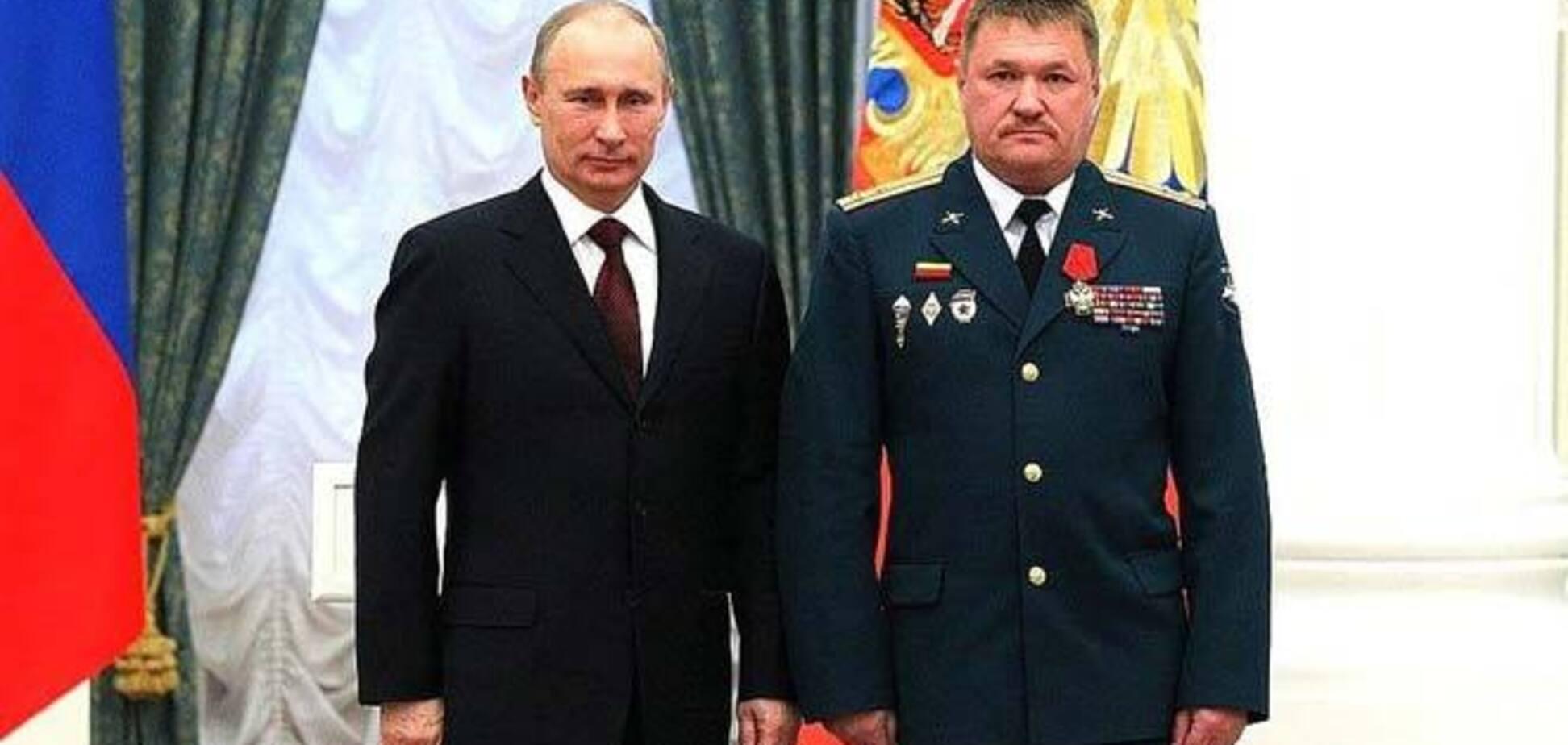 Российского генерала-наемника Асапова, воевавшего против Украины, разорвало миной