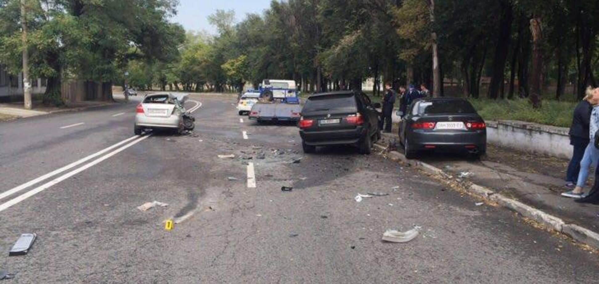 У Дніпрі сталася смертельна ДТП за участю поліції
