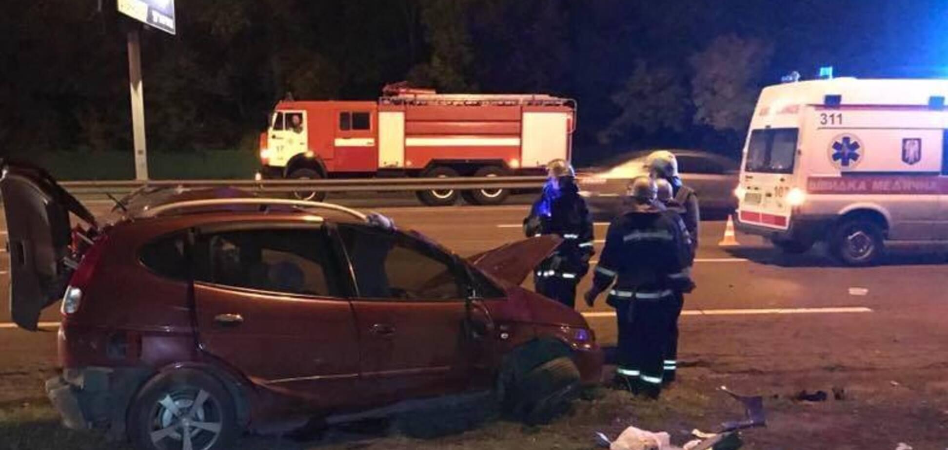 Трагедію влаштував автовикрадач? У поліції розповіли про масштабну ДТП у Києві