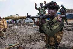 Украину обвинили в поставках оружия в Южный Судан: появилась реакция