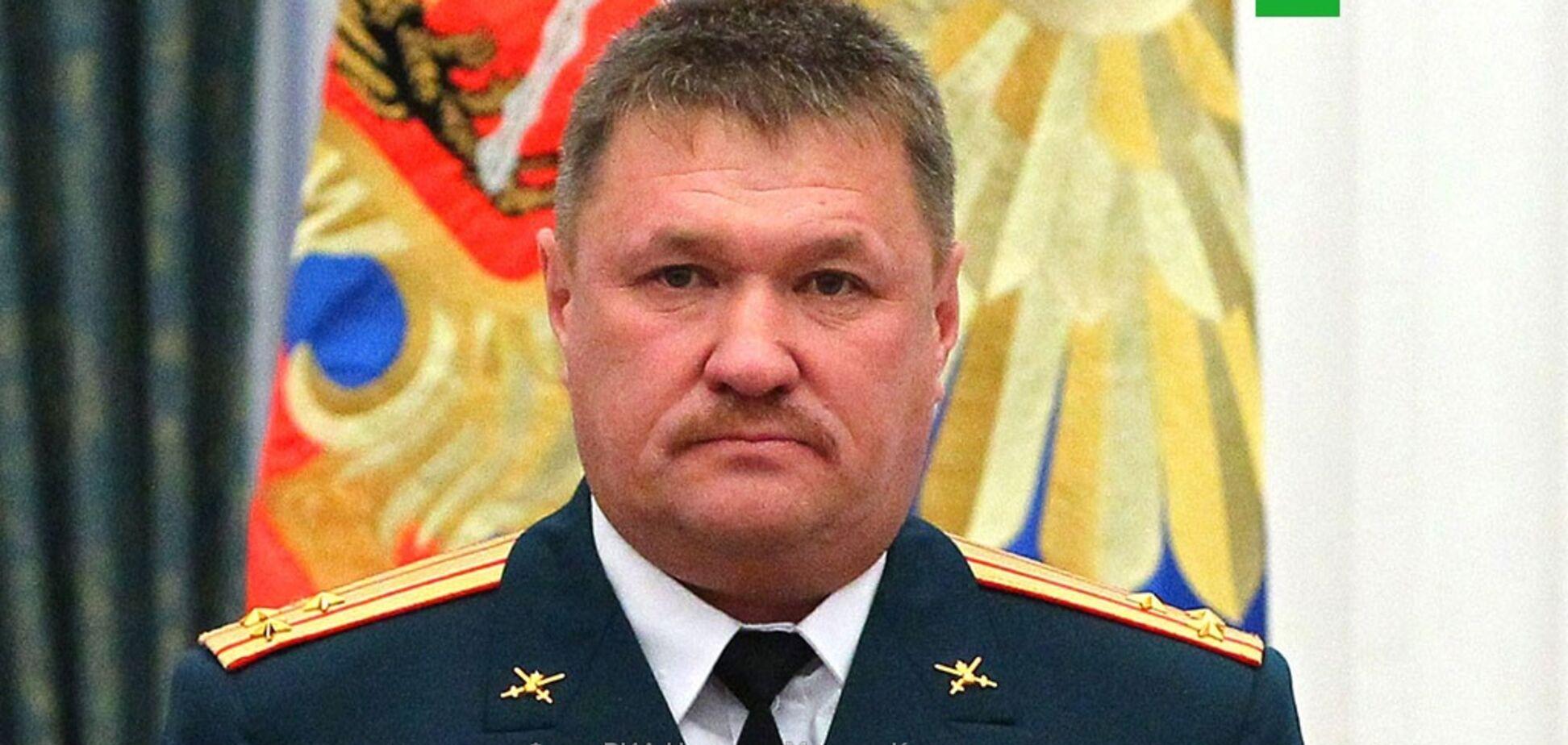Вивозив Безлера з Донбасу: спливли 'подвиги' генерала Путіна, убитого в Сирії
