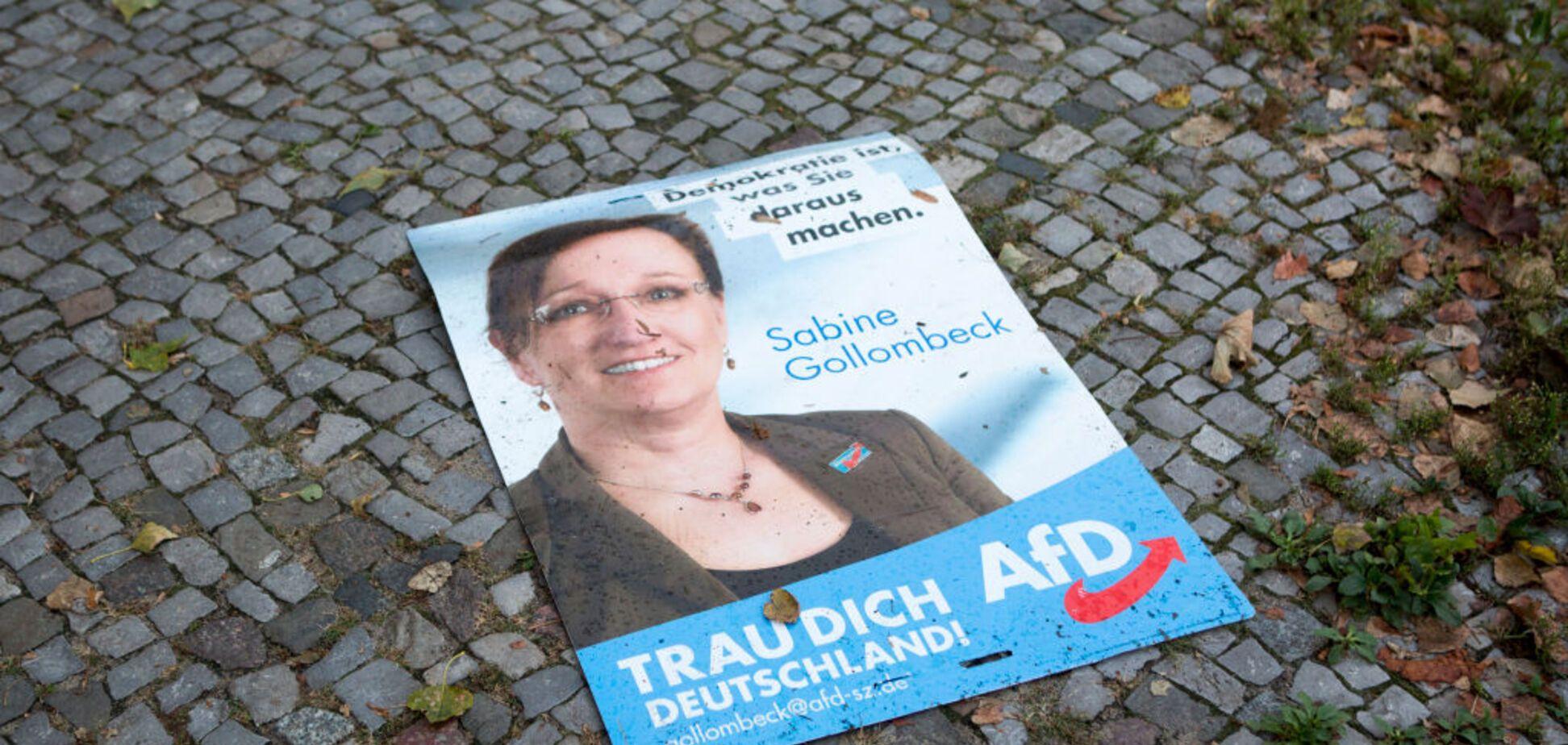 'Серьезная проблема': Меркель отреагировала на высокий результат ультраправых в Германии