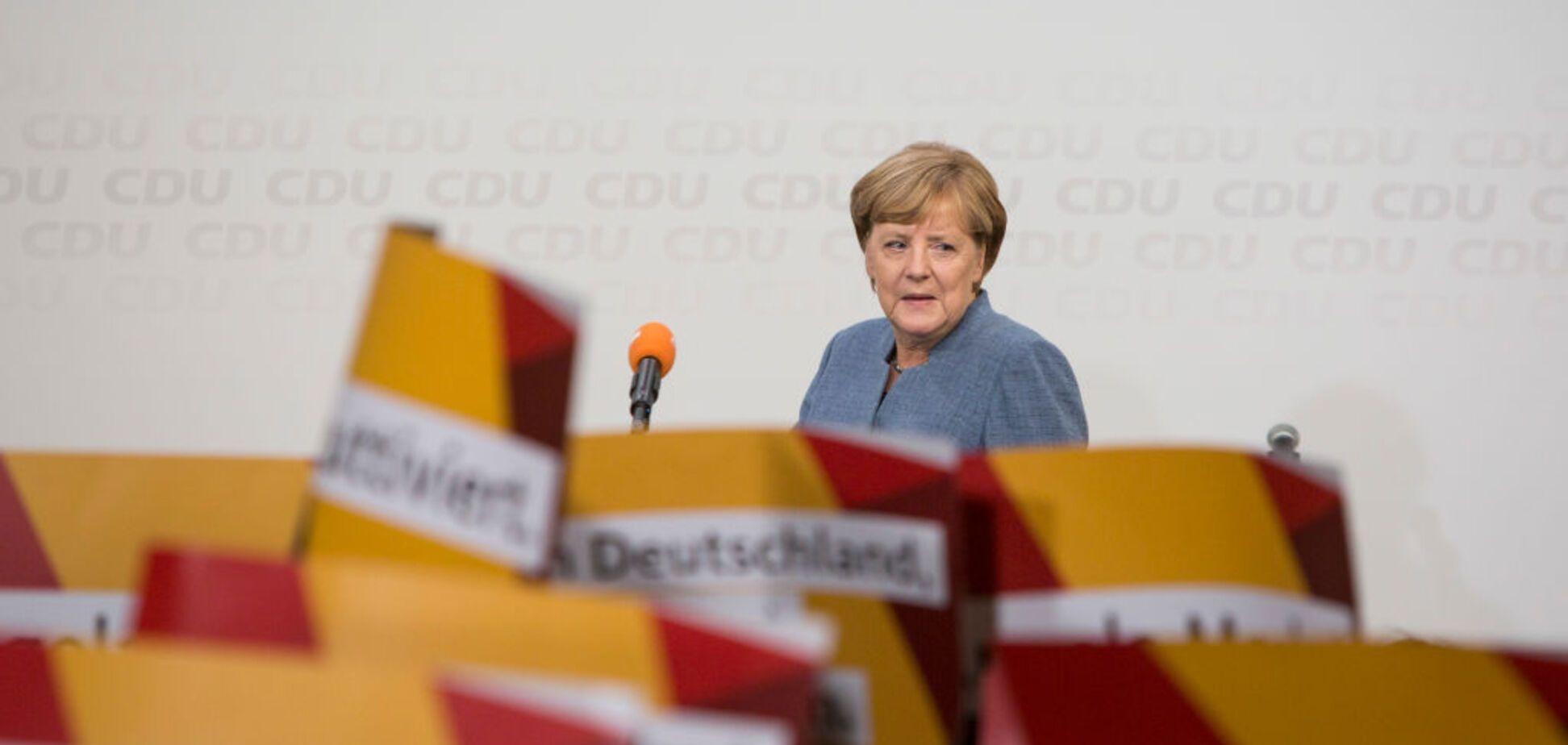 'Только там мы сохранимся': в Украине назвали задачи для Меркель после победы на выборах