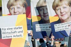 Это начало конца карьеры Меркель