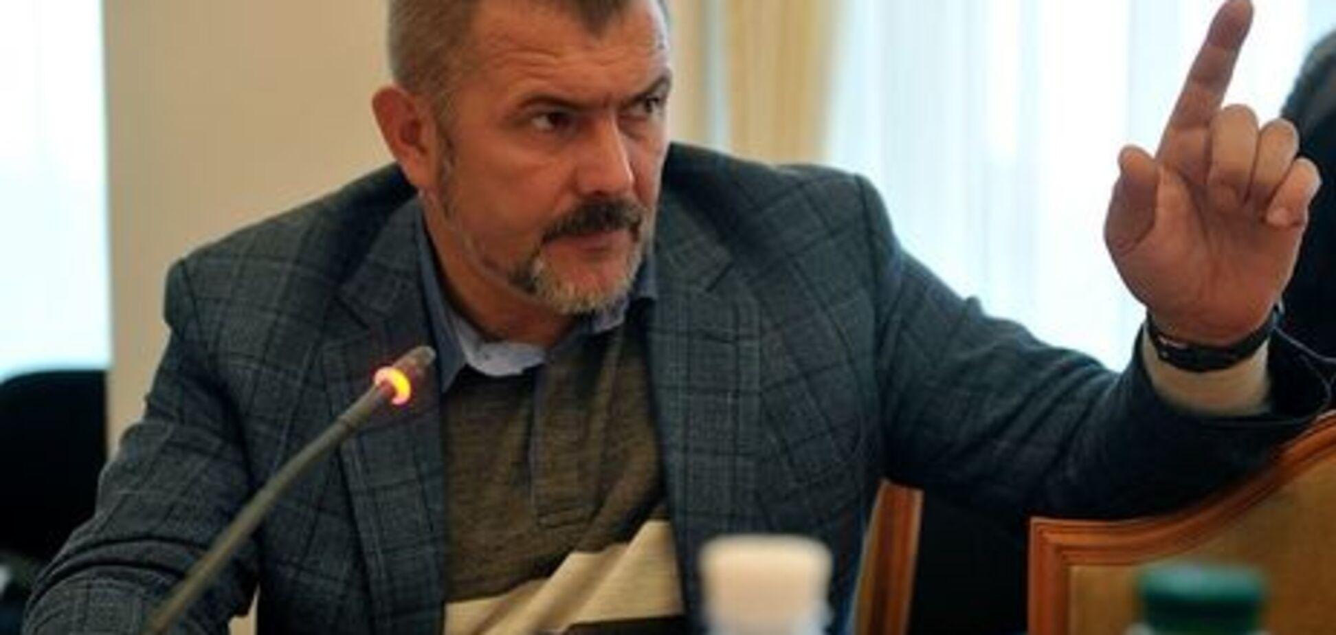 Избиение человека нардепом Березой: полиция озвучила свою версию