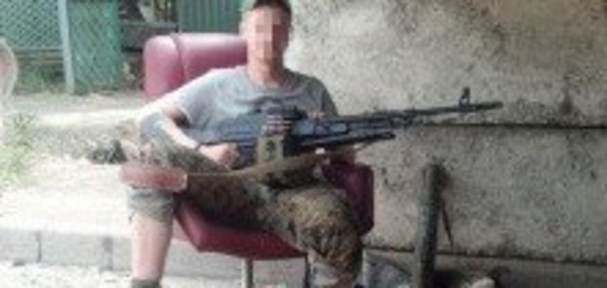 Оперативники взяли террориста из банды 'Пятнашка': опубликовано фото