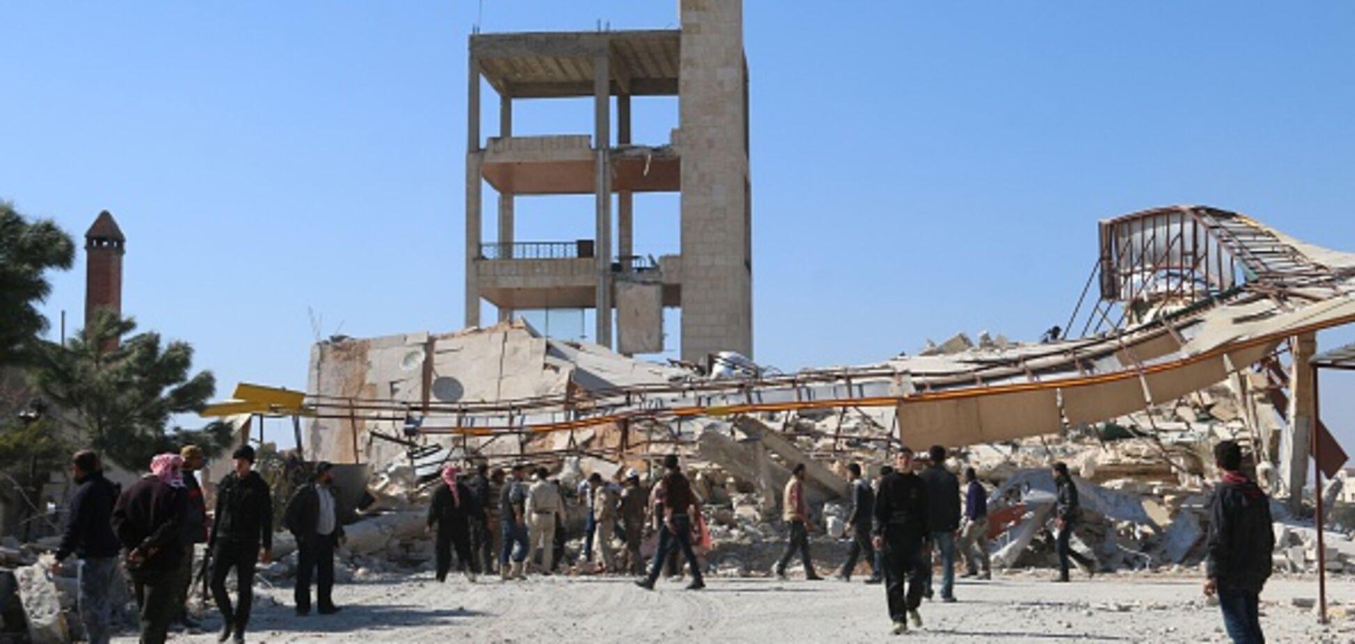 Російські бомбардування в Сирії: загинули десятки людей, включаючи дітей
