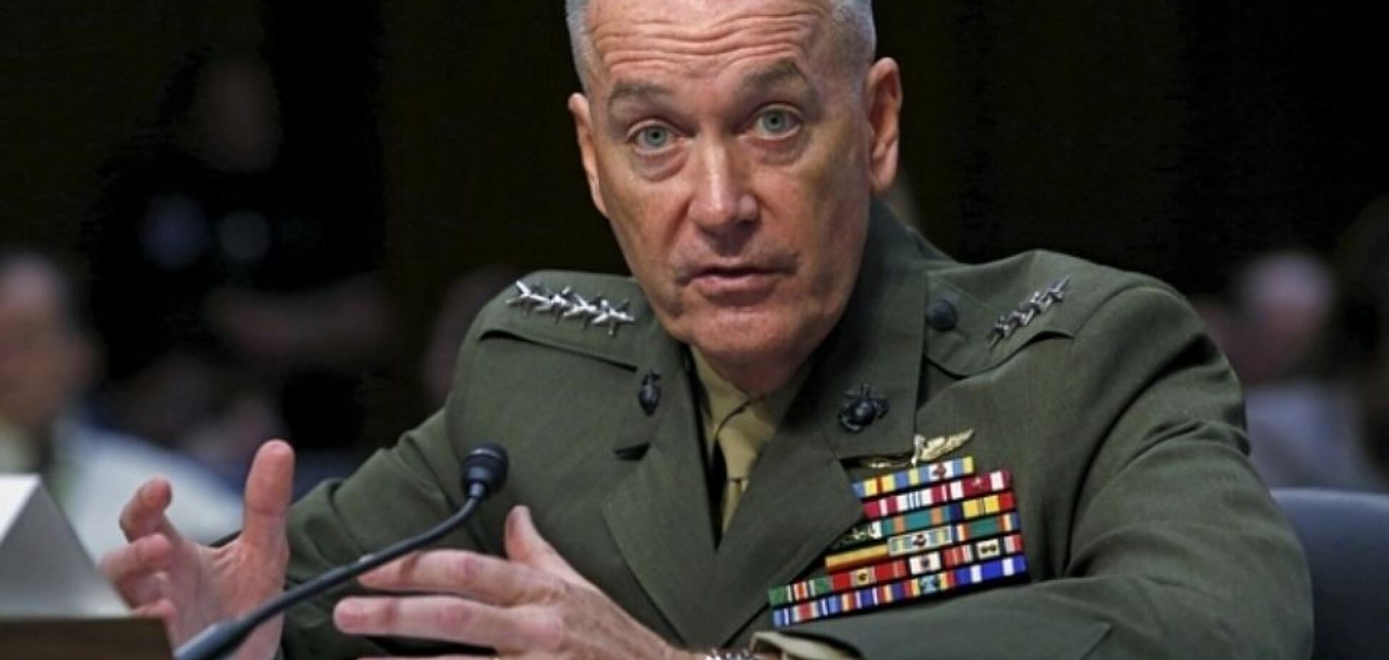 Хватит думать: генерал США доходчиво объяснил, зачем Украине летальное оружие