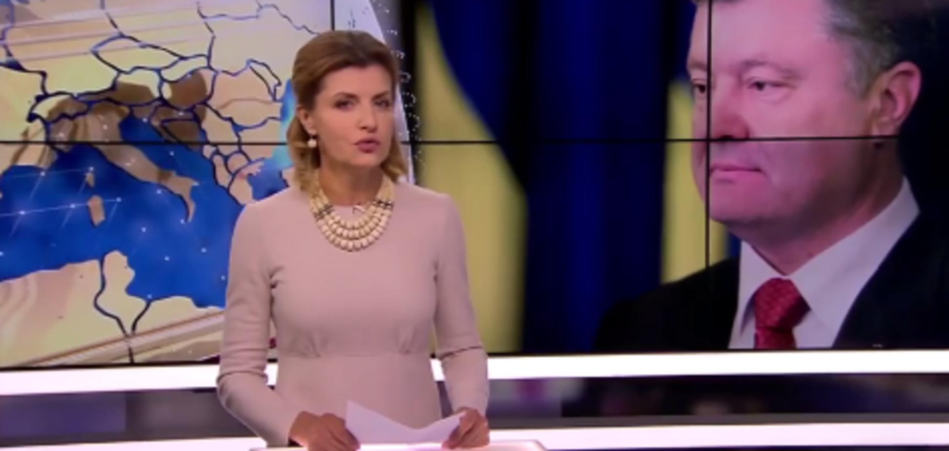 'Всегда на передовой': семья президента Порошенко оригинально поздравила его с Днем рождения