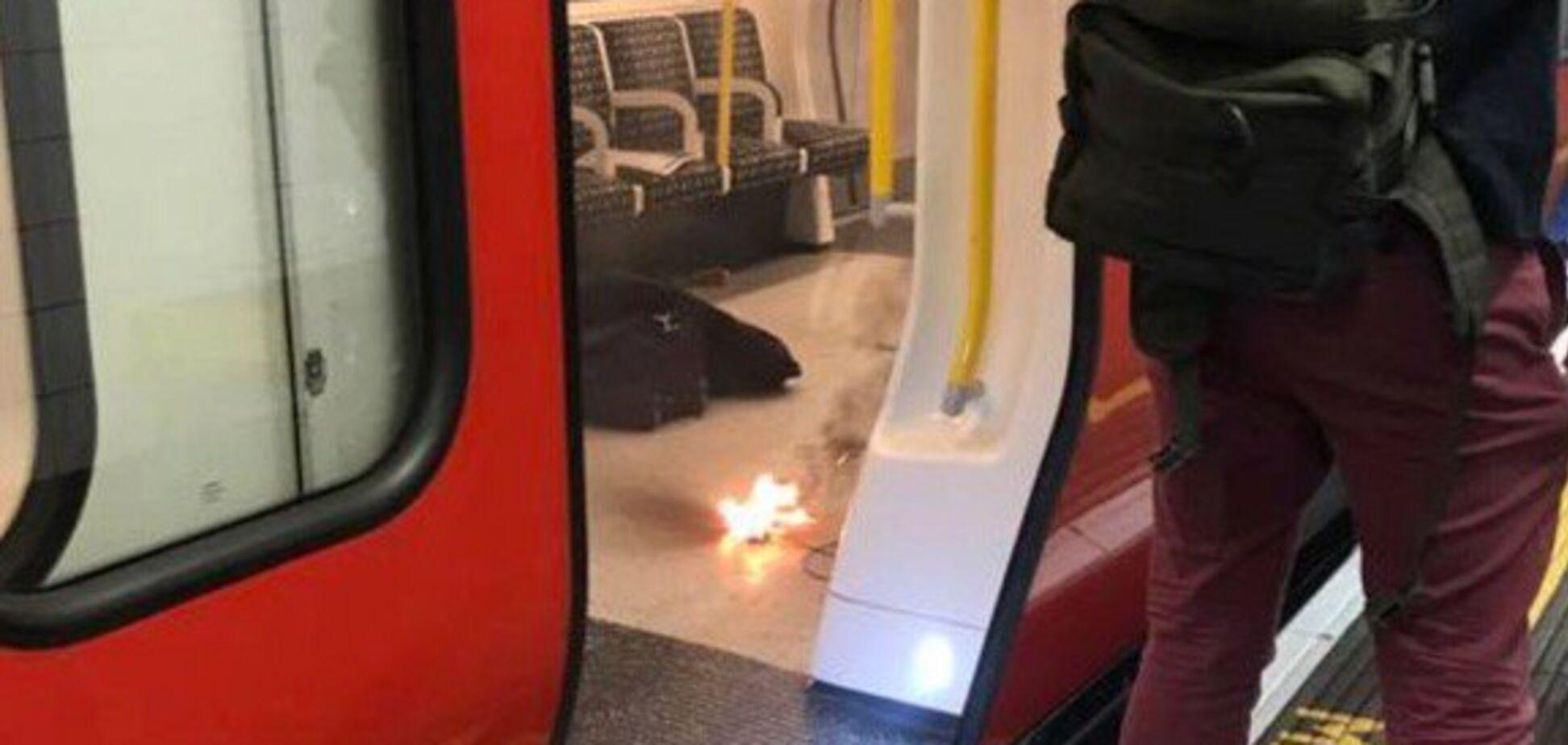Паника и эвакуация: в метро Лондона прогремел взрыв