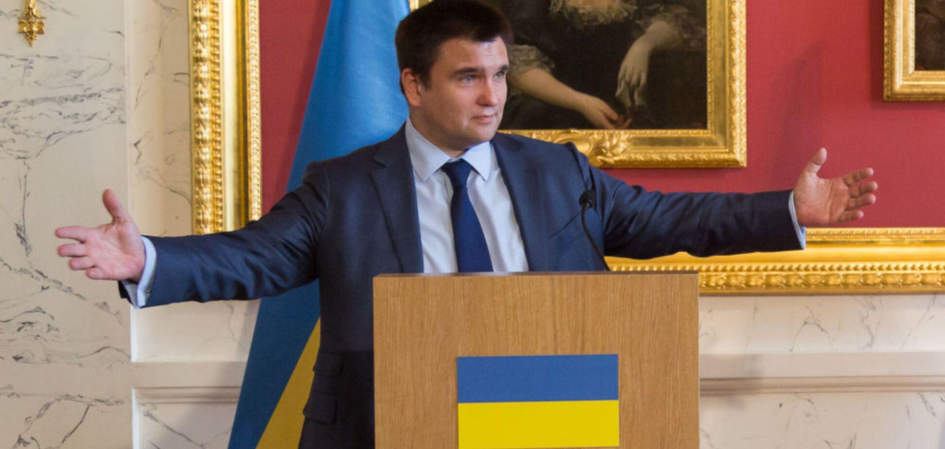 Климкин рассказал о перспективах предоставления Украине летального оружия