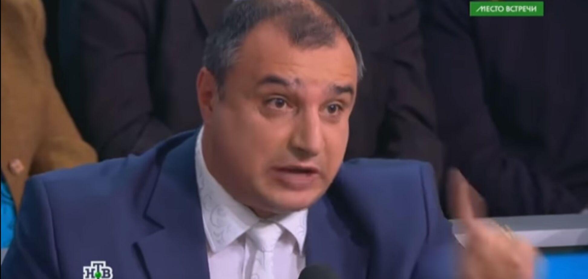 'Правый сектор' вырезал бы нас': сепаратист Клинчаев поблагодарил Россию за оккупацию Донбасса