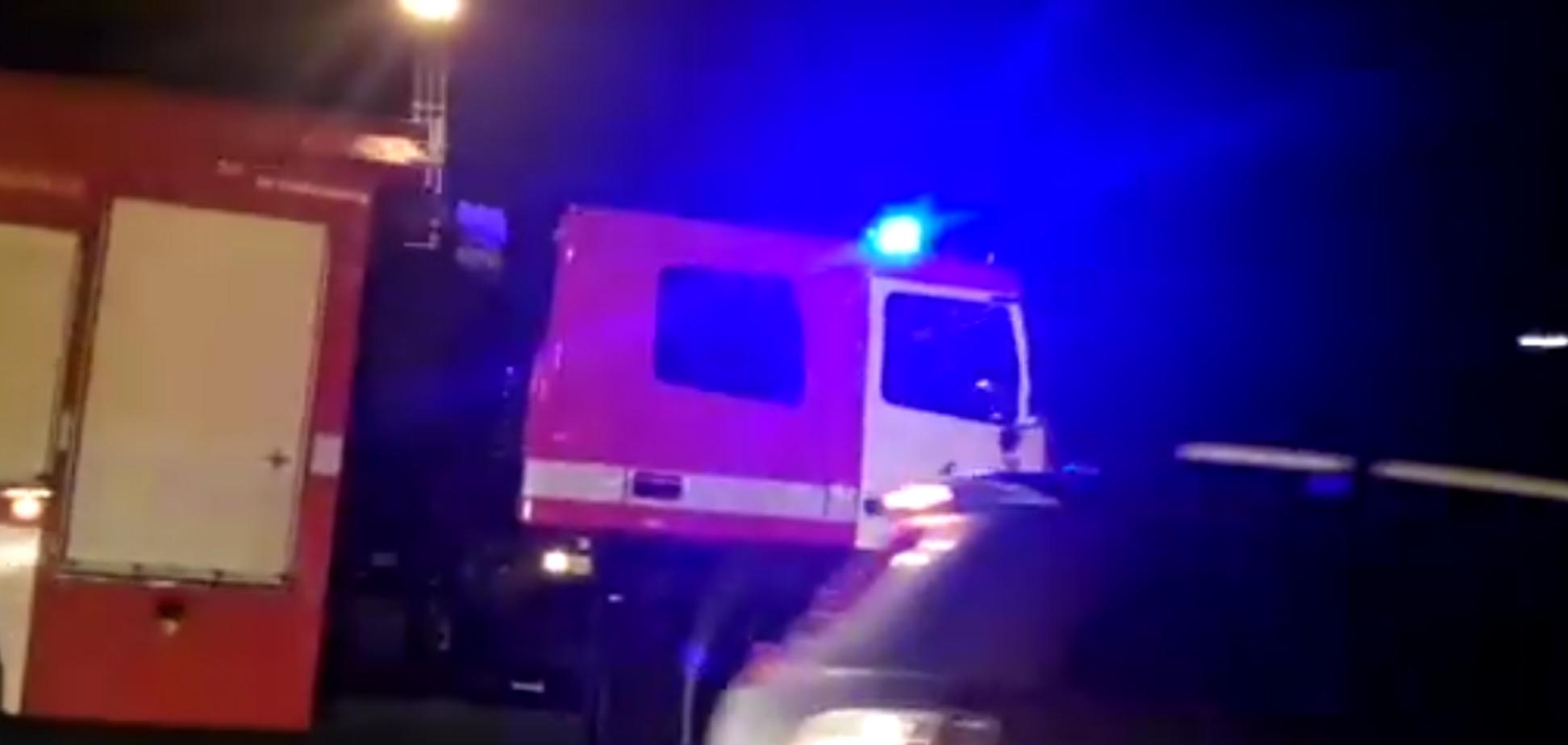 Всі біжать у паніці: очевидці розповіли про жахливі вибухи під Вінницею
