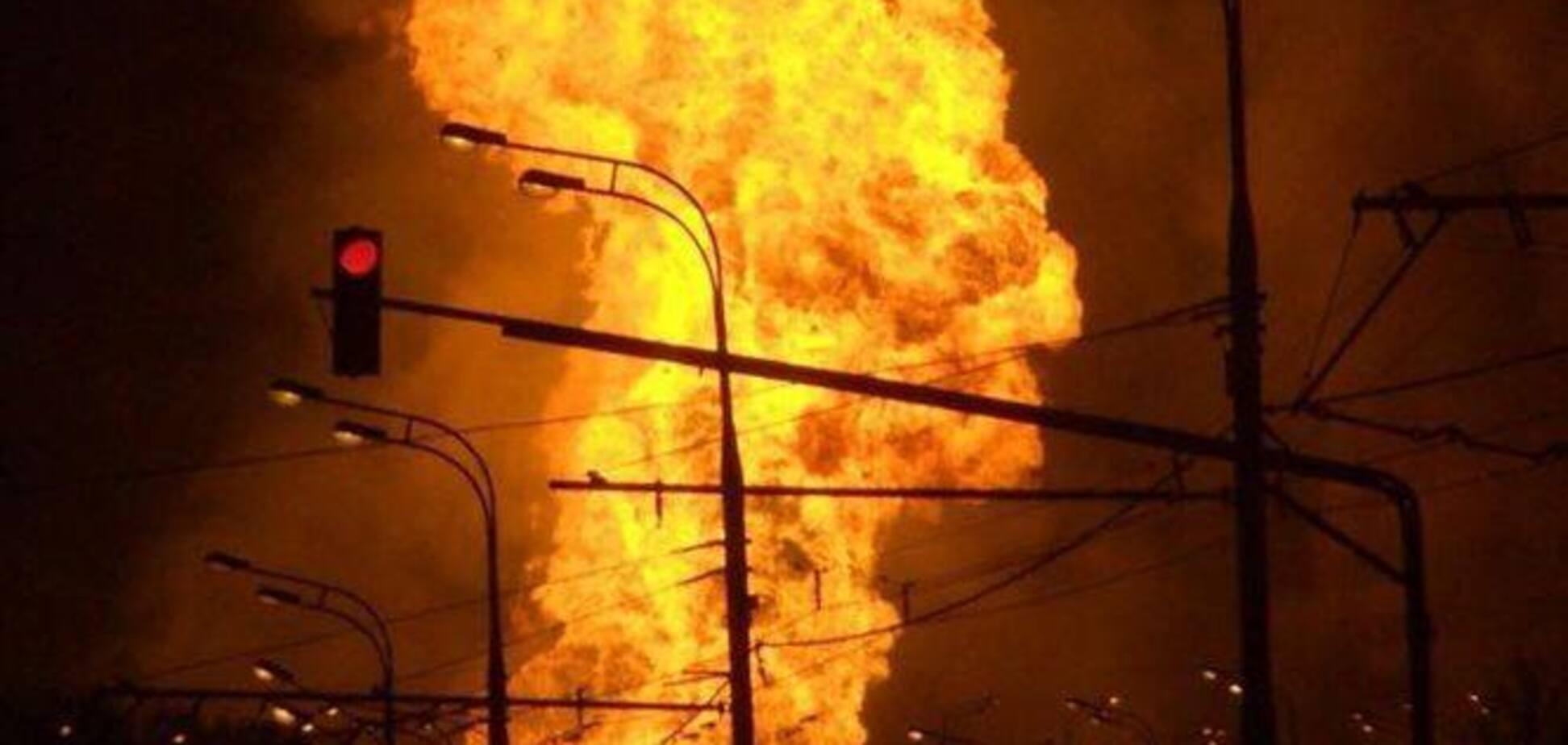 Сомнений нет, пожар в Калиновке - российская диверсия