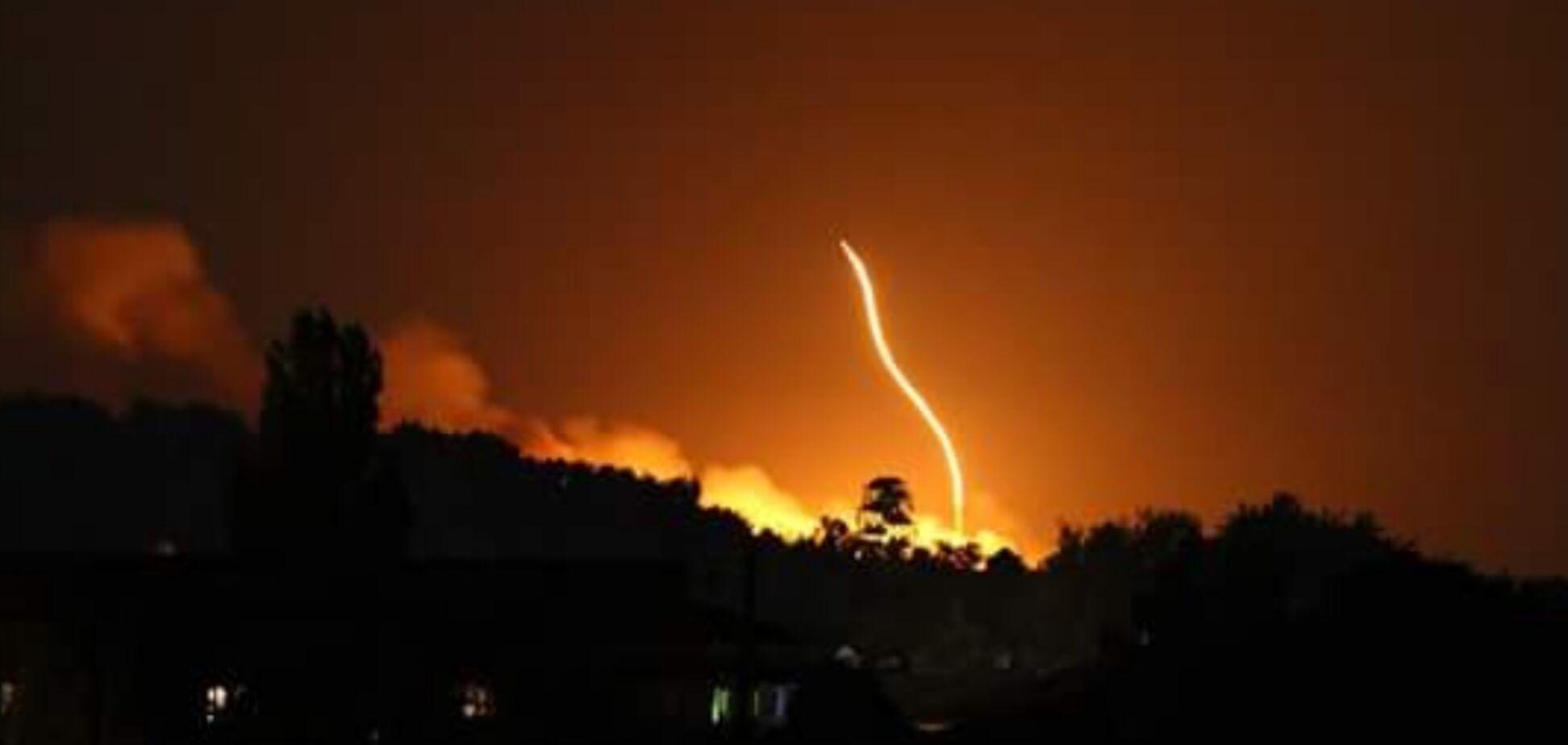 'Потім почалися сильні поштовхи': очевидці розповіли про вибухи під Вінницею