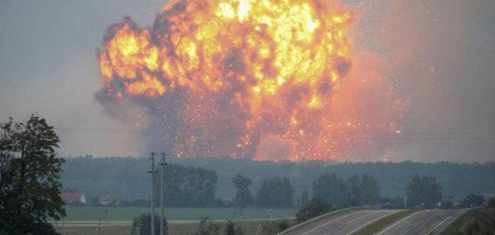 Взрывы в Калиновке: местные жители рассказали о подозрительных наблюдениях накануне