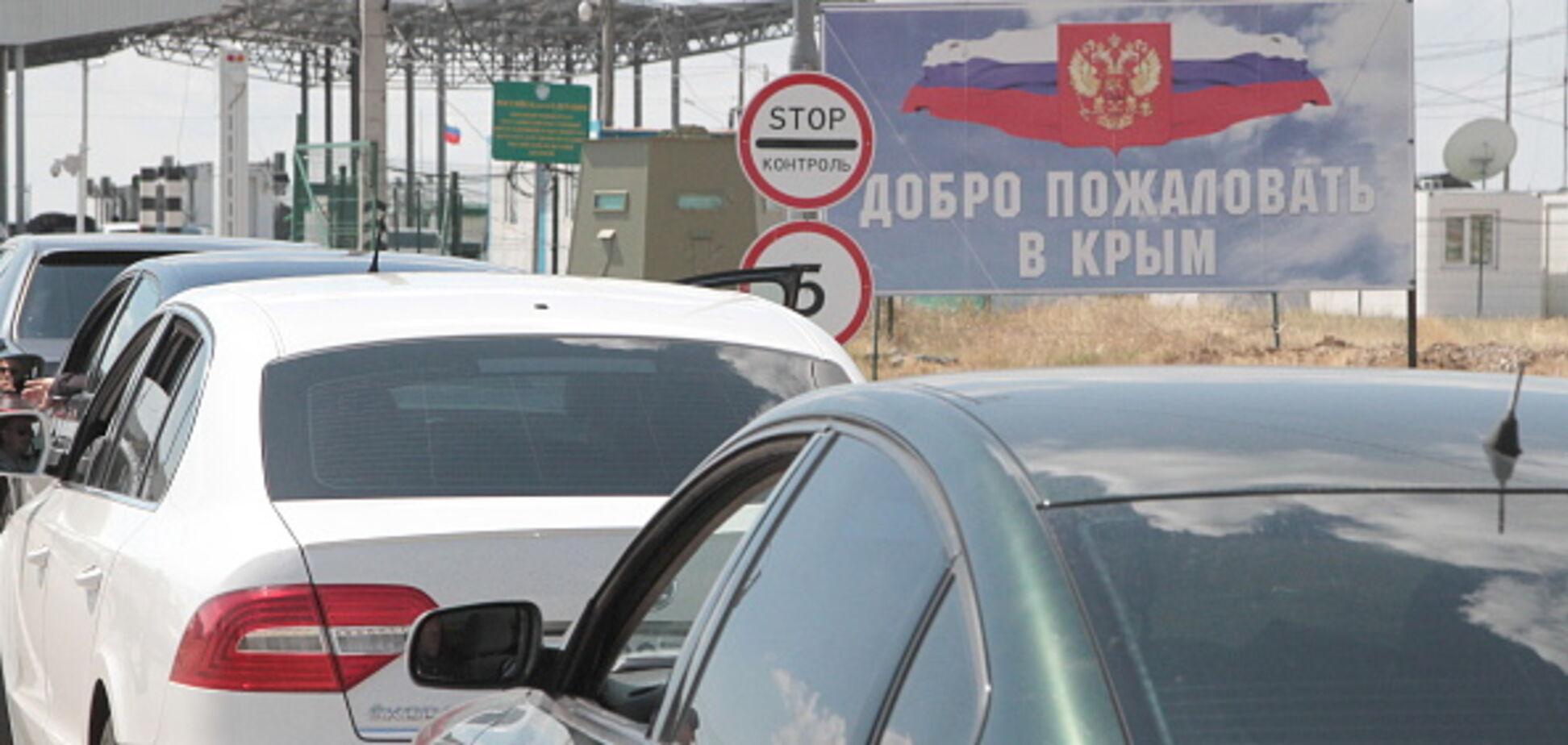 Чтобы не вернули: Россия решила отделить Крым от Украины огромной стеной