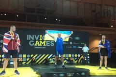 Україна здобула третє 'золото' на 'Іграх нескорених'