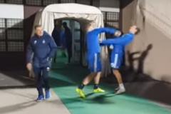 Футболисты 'Динамо' устроили 'махач' на тренировке перед матчем Лиги Европы: опубликовано видео