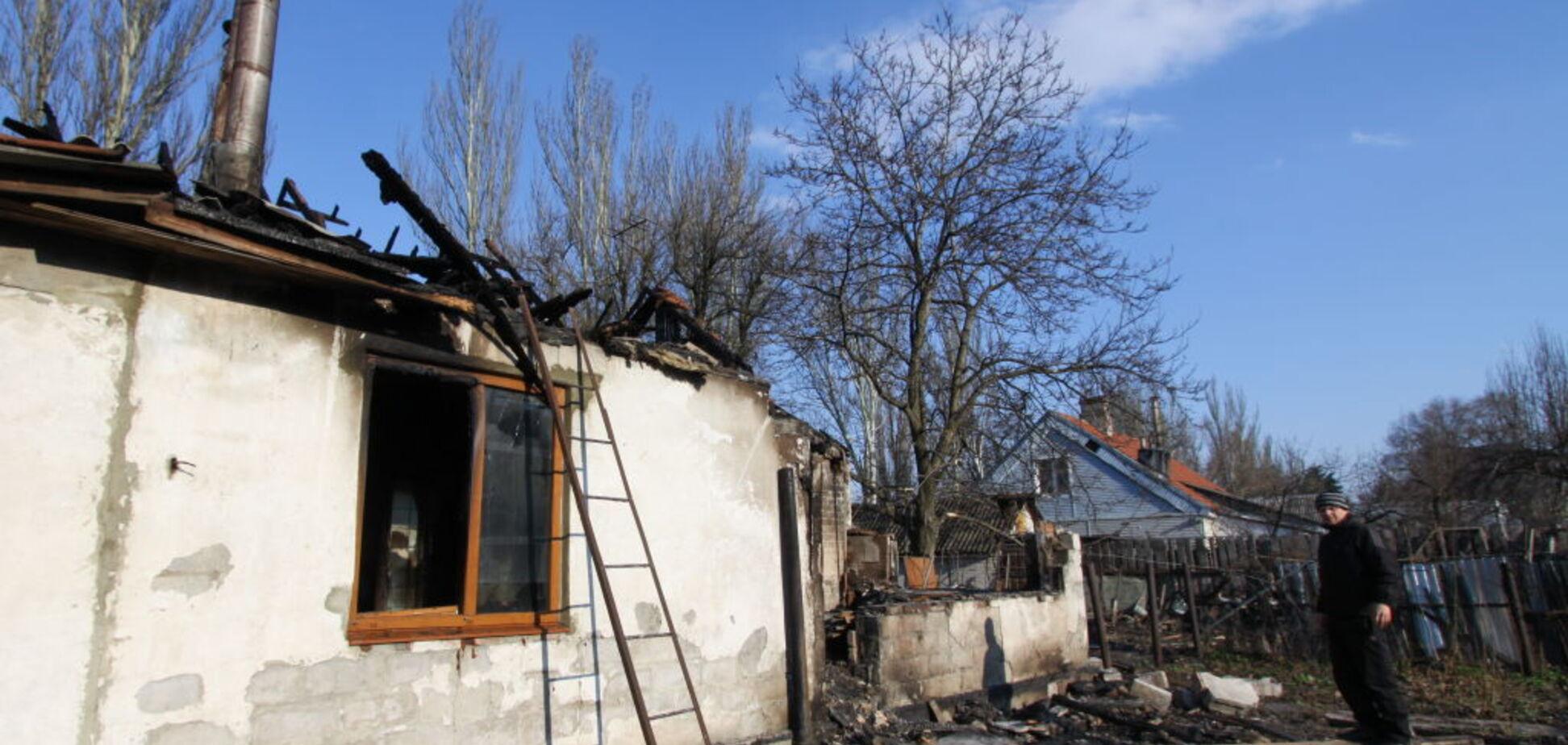 Терористи з ранку загострили ситуацію на Донбасі: є поранений