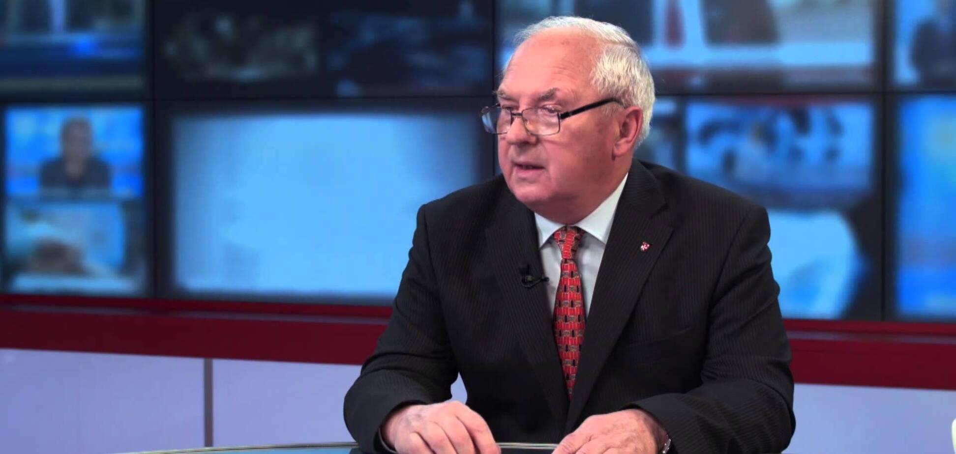 'Це не привід шматувати Україну': генерал висловився щодо мов нацменшин