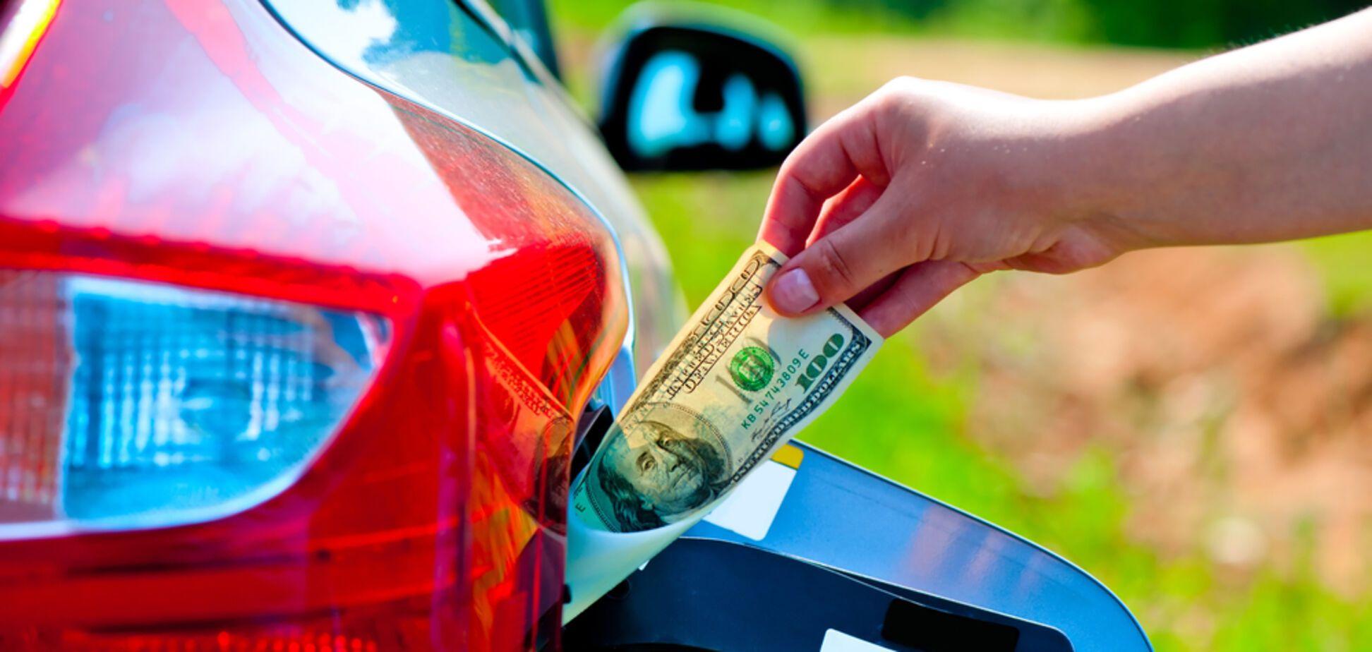 Калька с автогаза? Почему растут цены на бензин