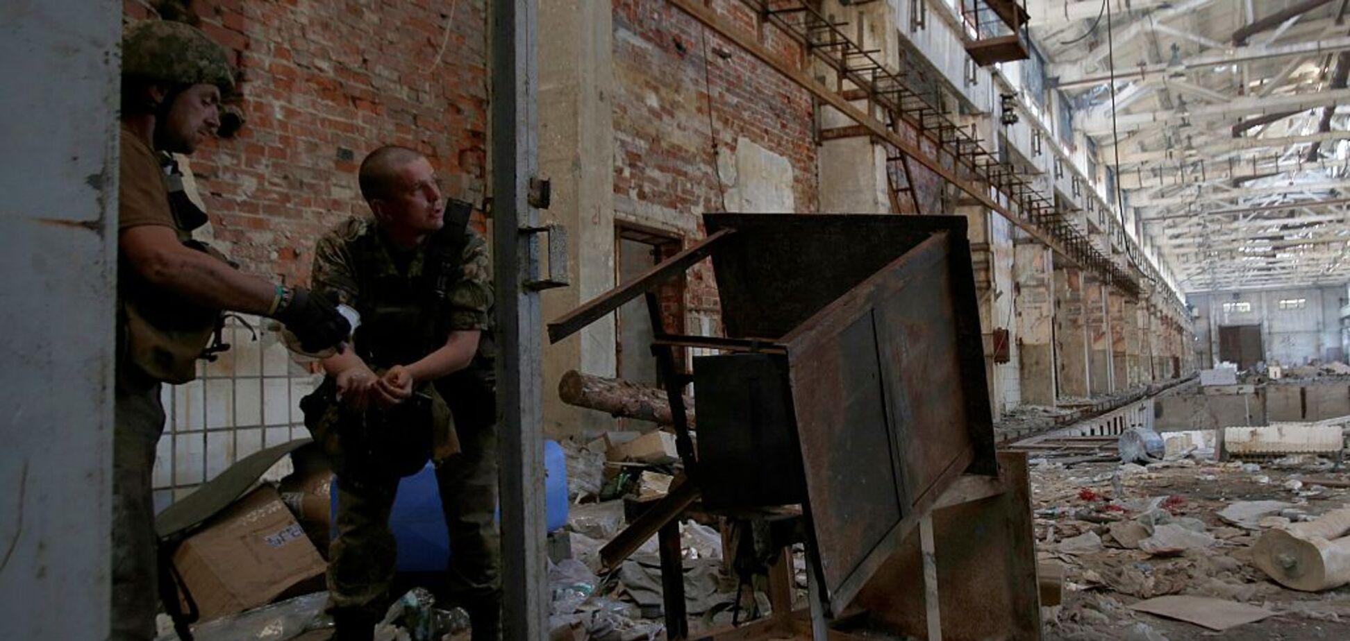'Потери врага уточняются': террористы и силы АТО устроили перестрелку в Марьинке