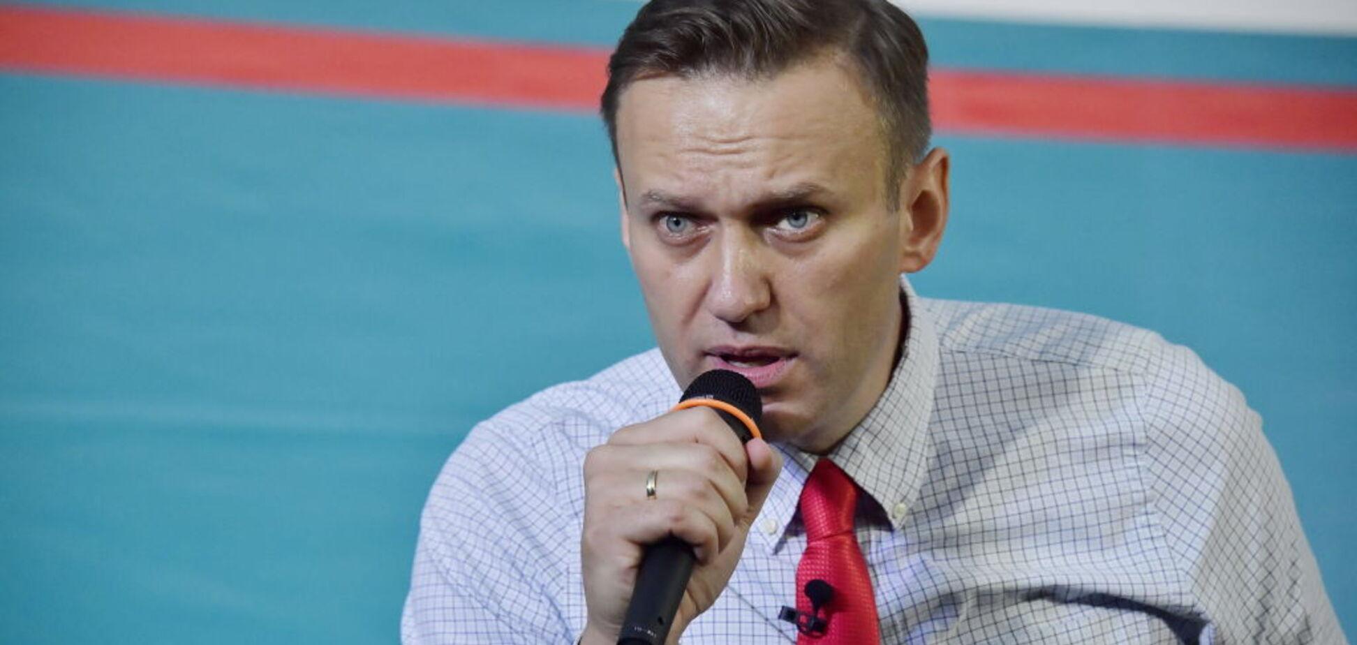 'Дідусь Путін не хоче, щоб я потрапив на мітинг': у Москві затримали Навального
