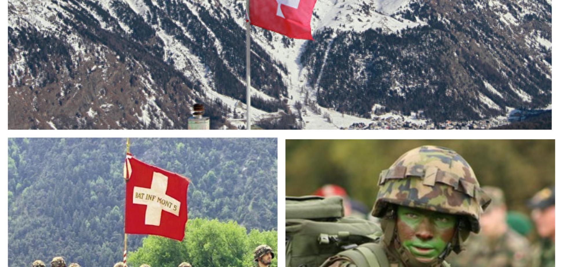 Армія Швейцарії