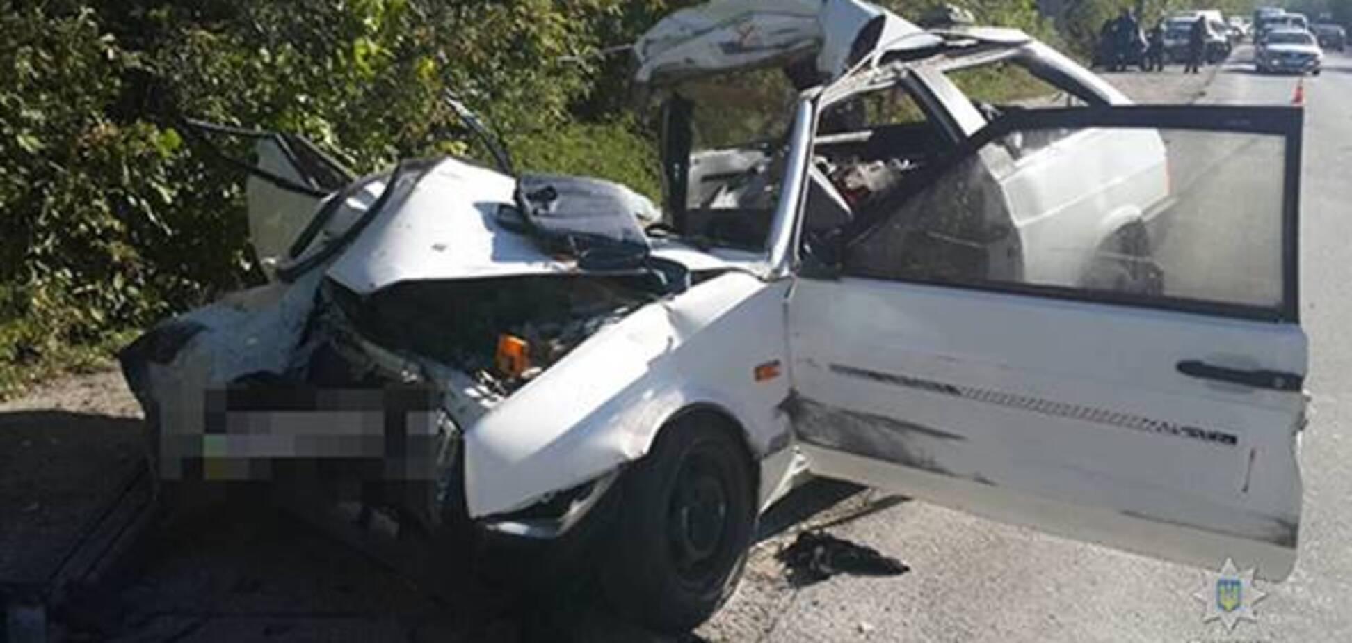 Жахлива ДТП у Запоріжжі: водій намагався уникнути зіткнення