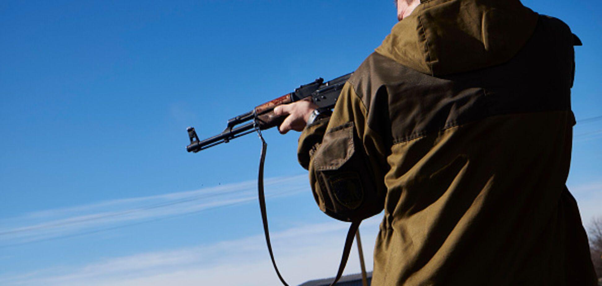 Штаб АТО: террористы пошли на обострение