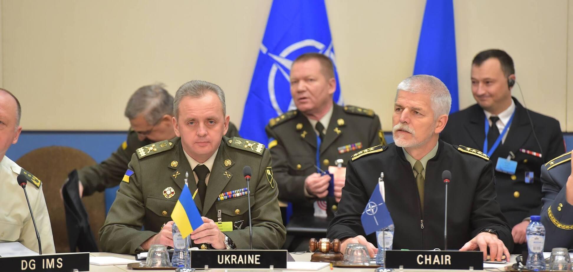Готові дев'ять батальйонів: Муженко розповів про успіхи України на шляху до НАТО