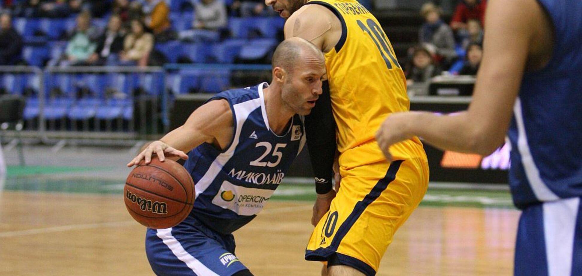 МБК Николаев