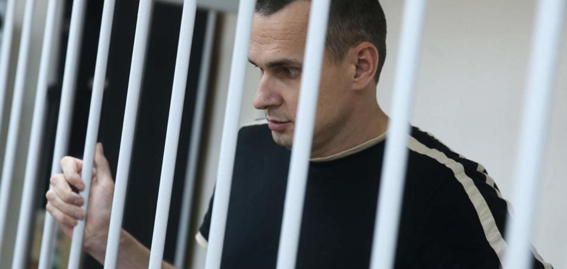 Справа Сєнцова: спливли нові дані про місцезнаходження українця