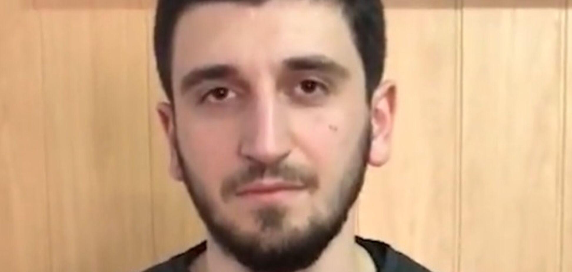 В Киеве поймали 'профессора в законе', коронованного в Греции: опубликовано видео