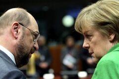 Теледебаты Меркель – Шульц: назван победитель