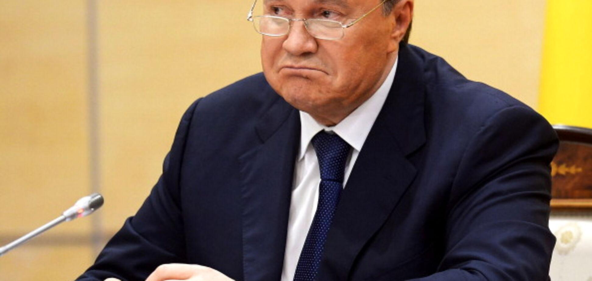 У Європі заарештували понад півтонни золота, вкраденого Януковичем і Ко