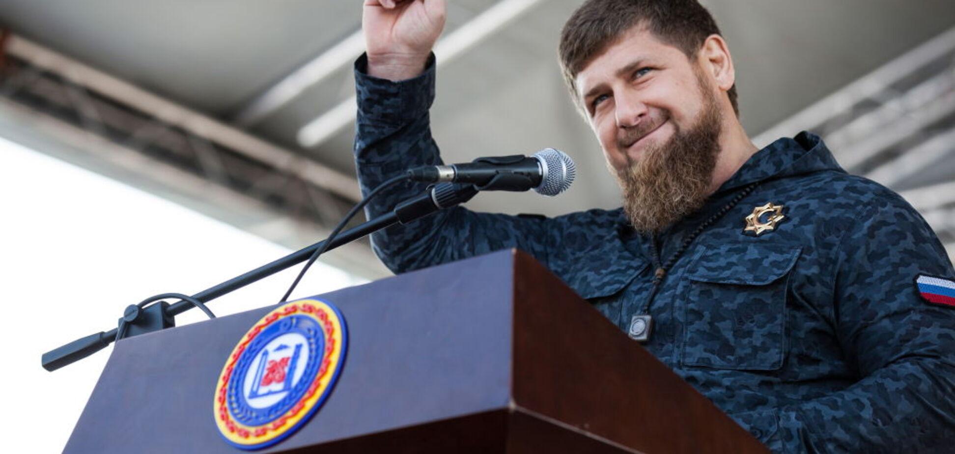 'Я бы нанес ядерный удар': Кадыров заявил о готовности 'выступить против РФ'