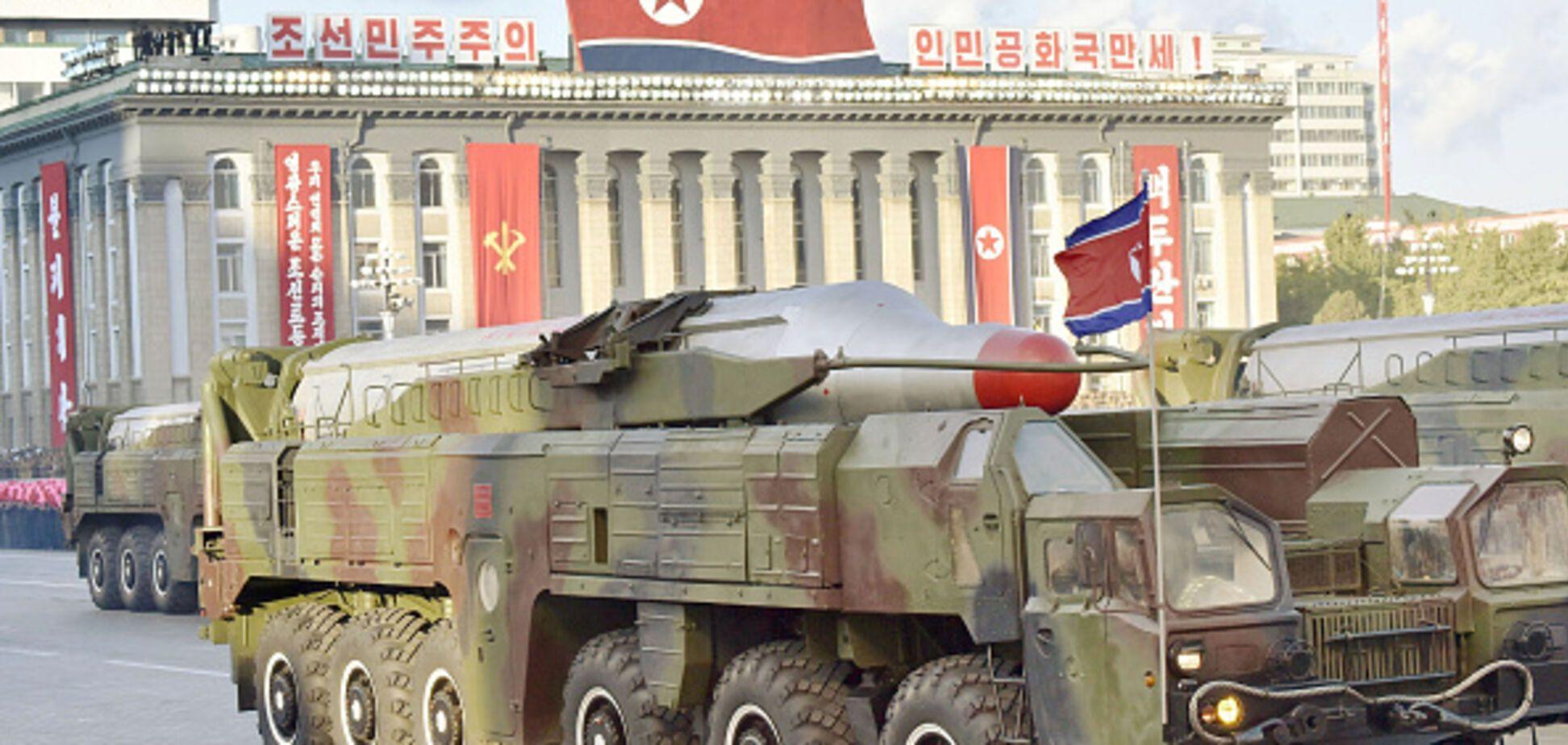 Україна вирішила наполягти на розслідуванні ядерного прориву КНДР в ООН