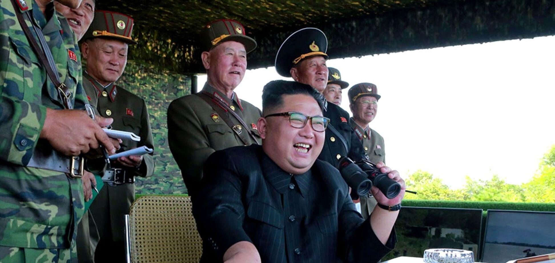 'Замочить' Ына: названы цели скорого удара США по Северной Корее