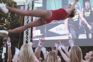 Украинские чирлидерши зажгли на Кубке мира по баскетболу: появилось яркое видео