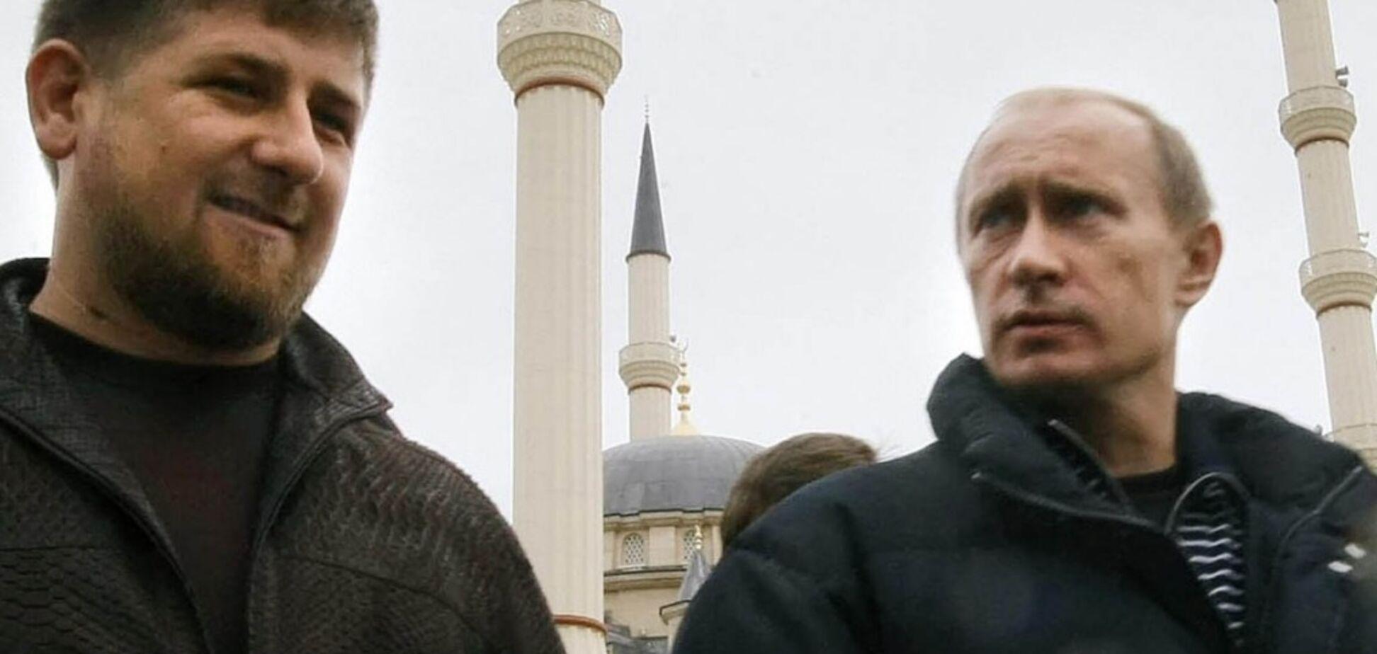 Интересная ситуация: в Украине оценили скандал вокруг Кадырова и Путина