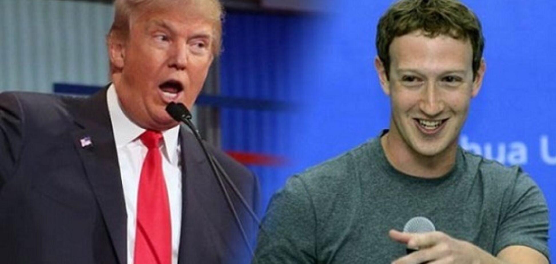 Цукербергу не стать президентом