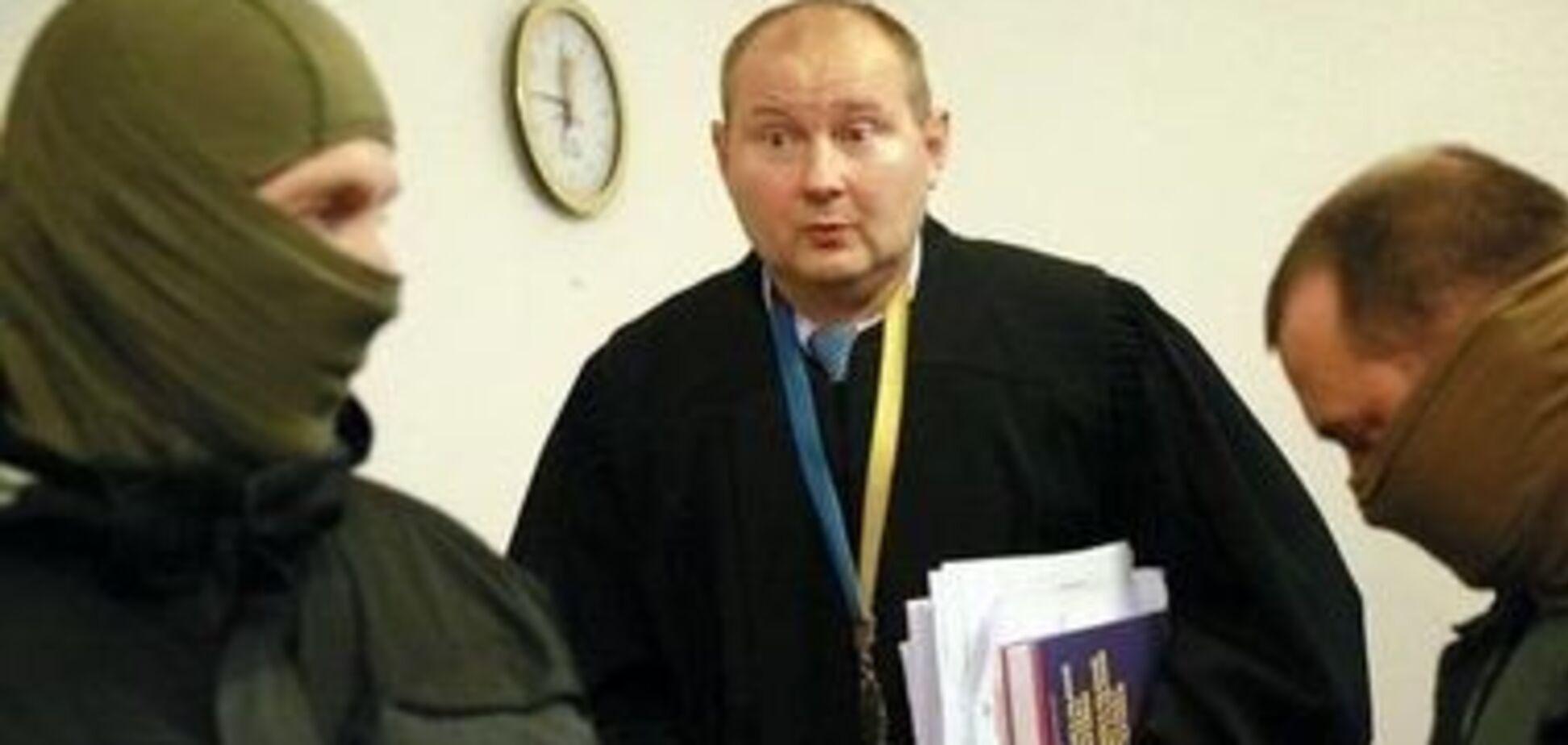 'Настоящий цирк': беглый Чаус потребовал закрыть суд для украинской прессы