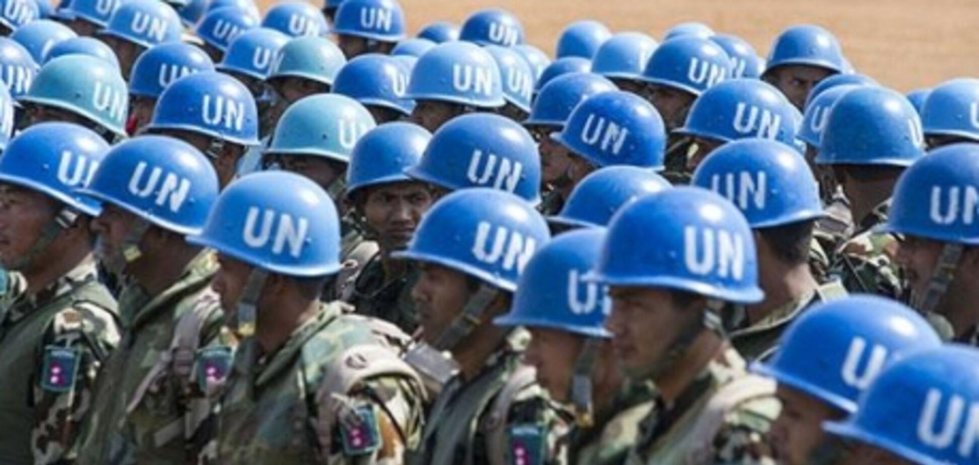 Введение миротворцев ООН на Донбасс: Украина грубо отшила Россию