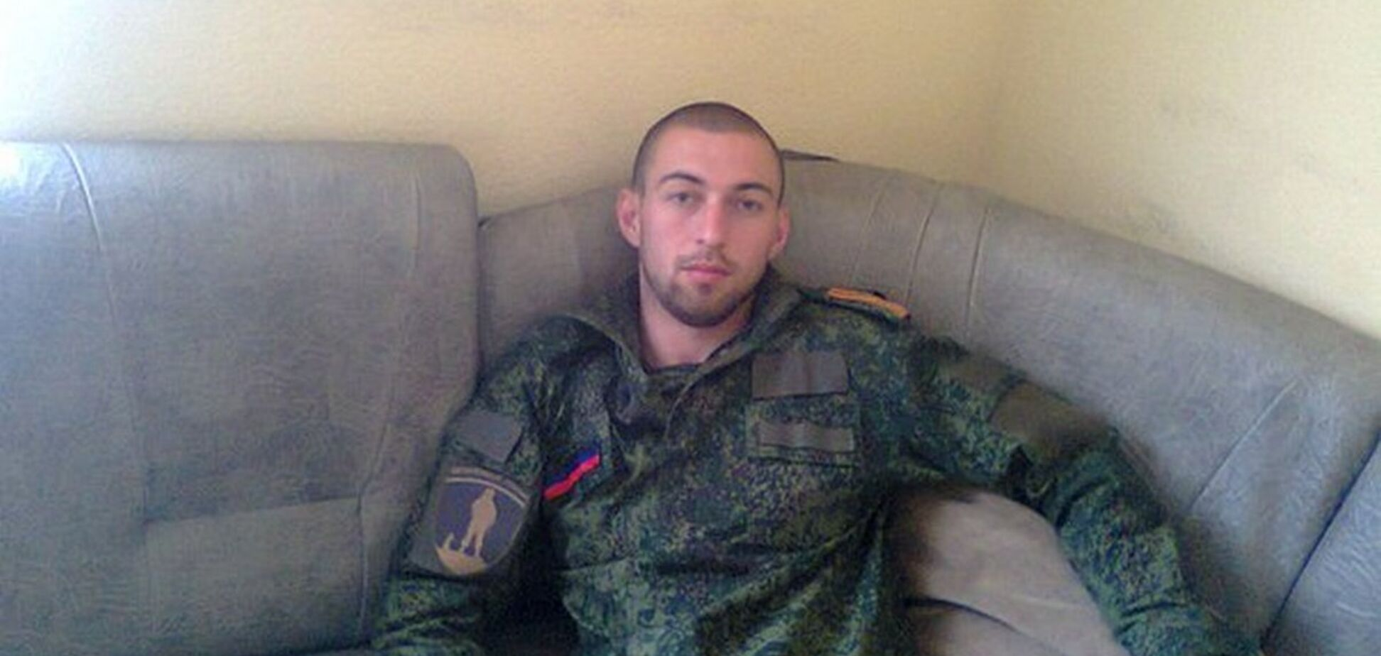 'Мєнт був на Майдані': у мережі виявили екс-міліціонера, який воює за 'ДНР'