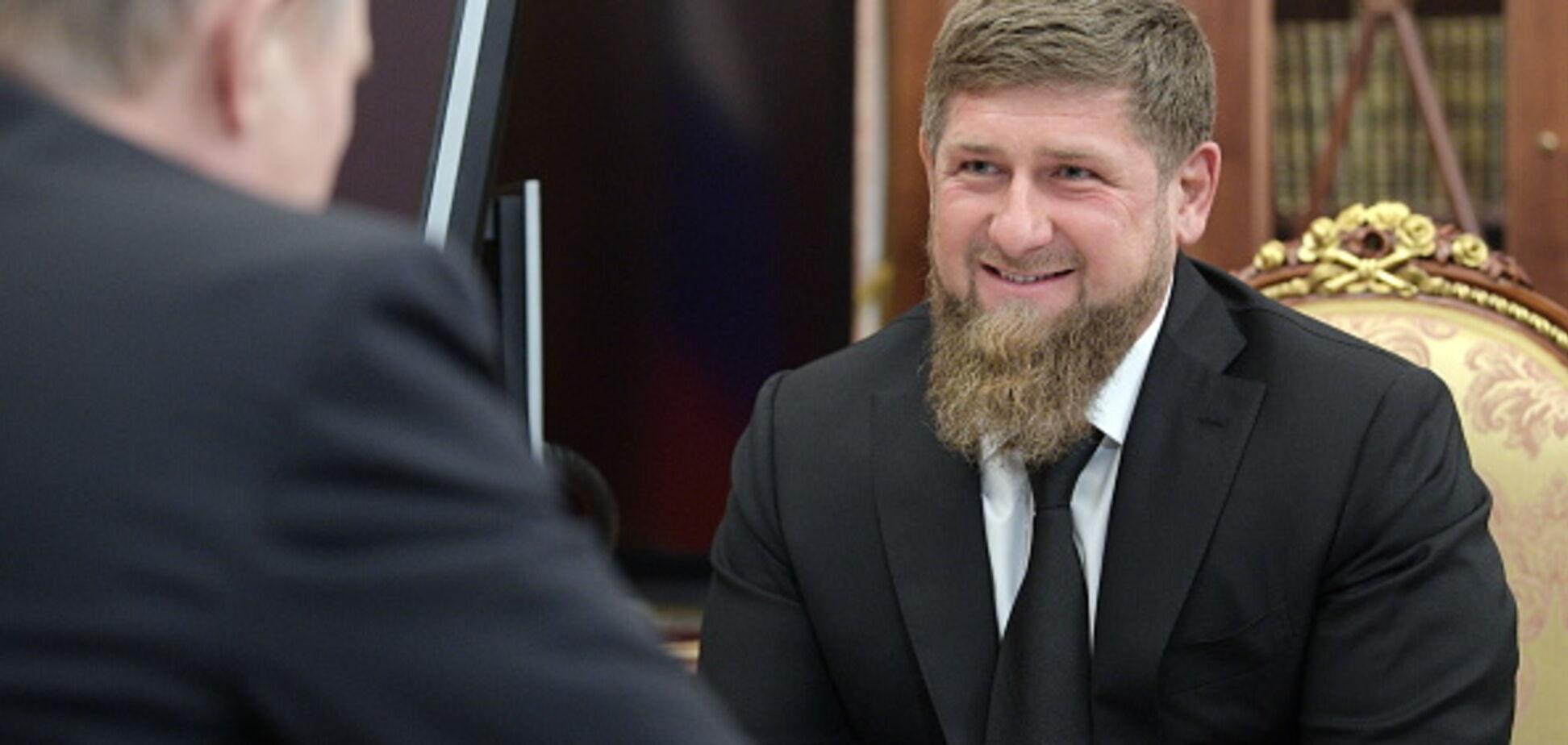 Кадыров заявил о готовности умереть за Путина
