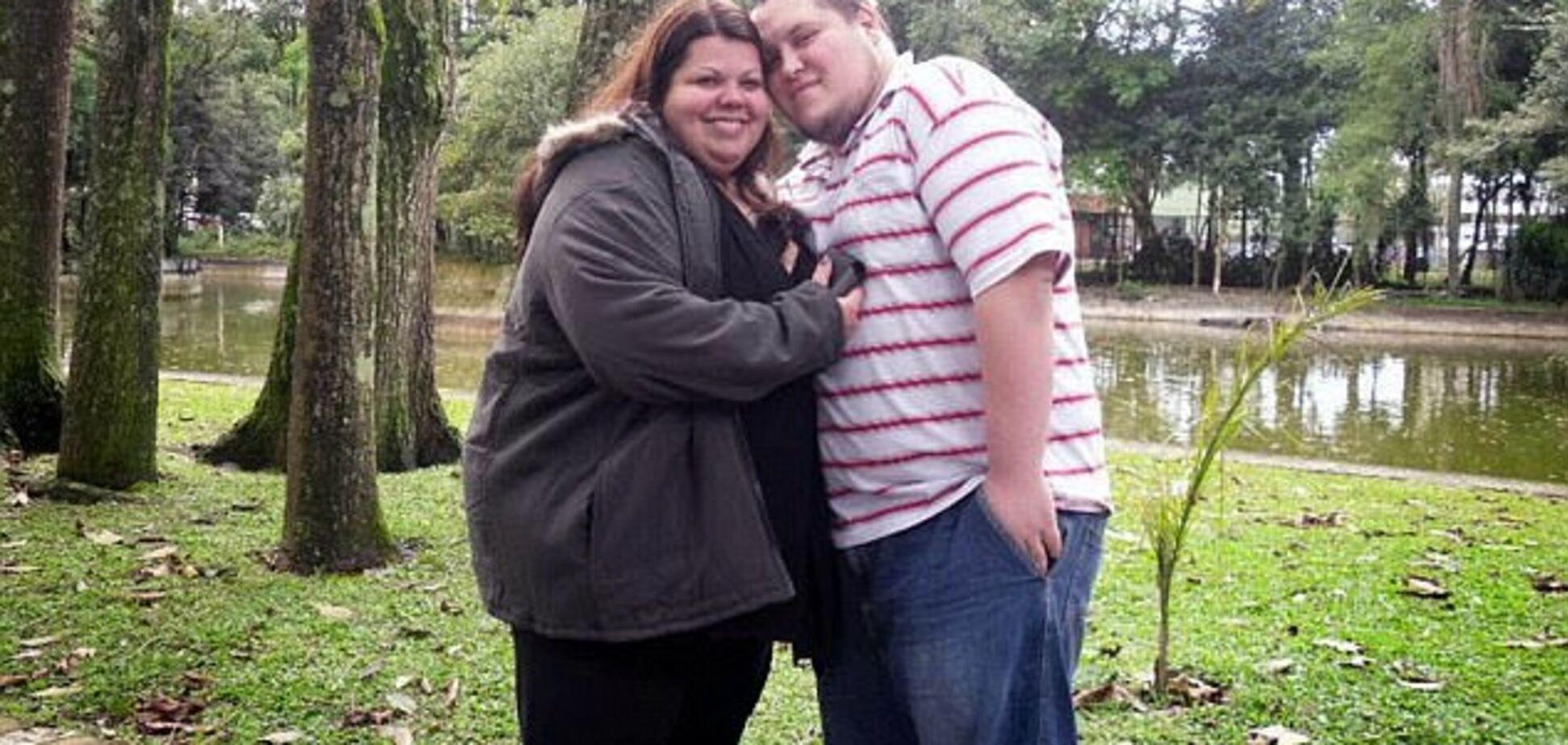 Втратили майже 200 кг на двох: шокуючі фото 'до' і 'після'